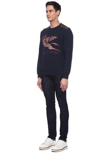 Etro Sweatshirt Lacivert